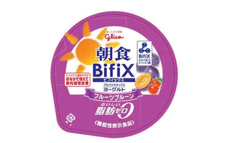 朝食 BifiX(ビフィックス)ヨーグルト フルーツプルーン