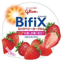 BifiX(ビフィックス)ストロベリーヨーグルト