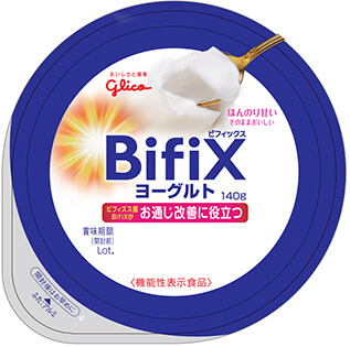 BifiX(ビフィックス)ヨーグルト 140g