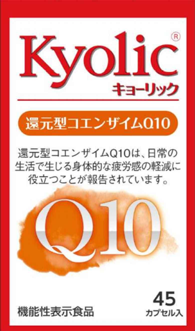 キョーリック 還元型コエンザイムQ10(キューテン)