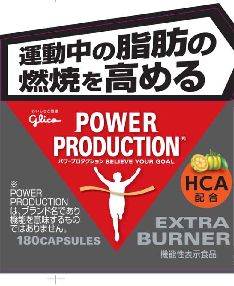 パワープロダクション エキストラバーナー