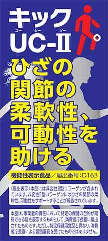 キックUC-Ⅱ(ユーシーツー)