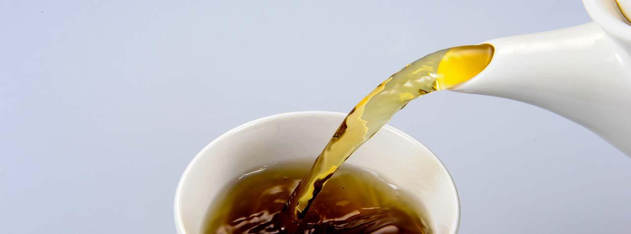 トヨタマ健康食品株式会社の原料桑の葉茶、商品名桑の葉茶ロースト粉砕品