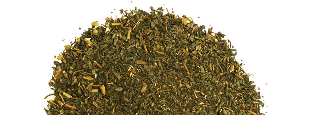 トヨタマ健康食品株式会社の原料桑の葉茶(国産)、商品名桑の葉茶ロースト粉砕品(国産)