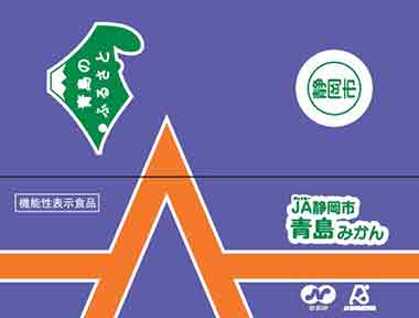 JA(ジェイエー)静岡市青島みかん
