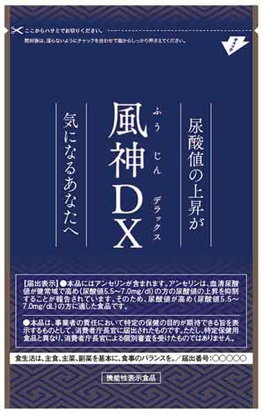 風神DX(デラックス)