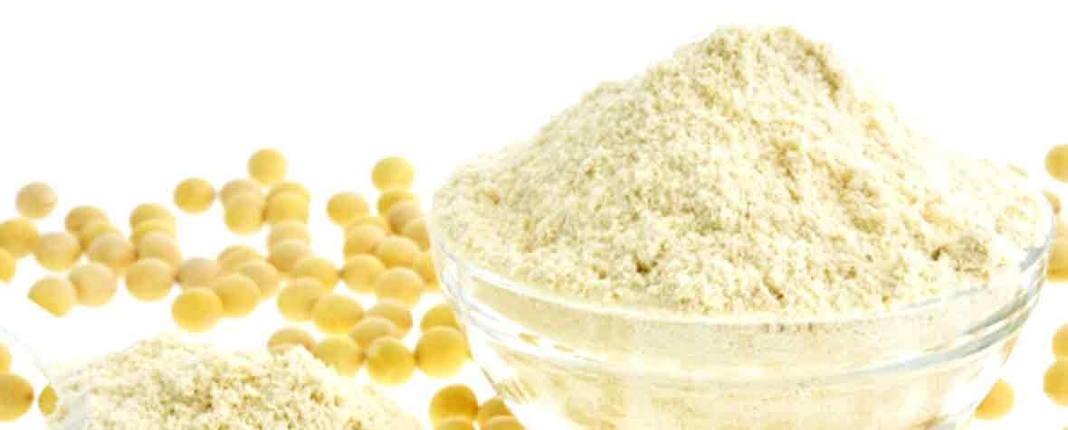 有限会社オフコの原料大豆粉末、商品名大豆ミクロンパウダー 15kg