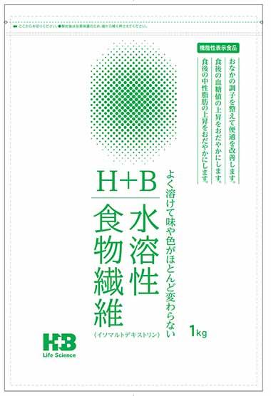 H+B水溶性食物繊維 1㎏