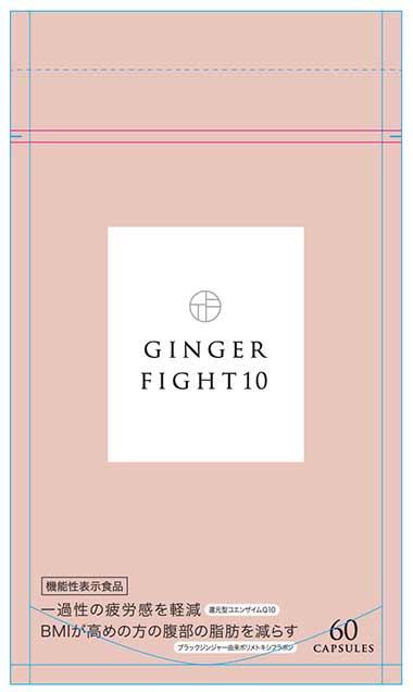 GINGER FIGHT(ジンジャーファイト)10