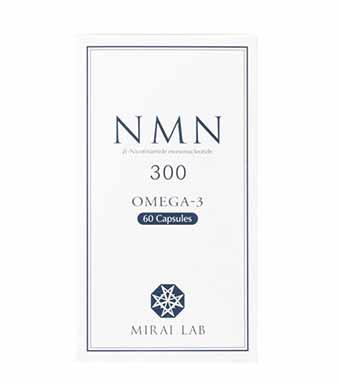 NMN+メガ3(60カプセル)