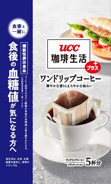 UCC(UCC) 珈琲生活プラス ワンドリップコーヒー