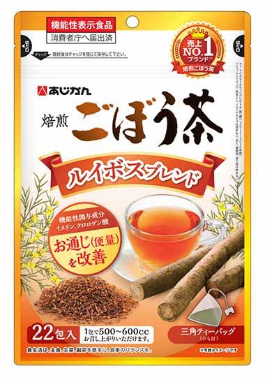 機能性表示食品ルイボスごぼう茶22包