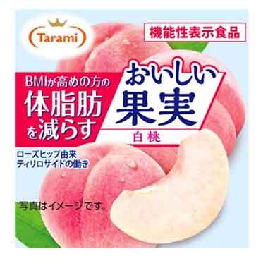 Tarami(タラミ) おいしい果実 白桃